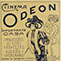 Cartaz do Cinema Odeon